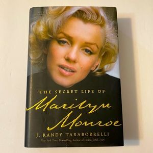 The Secret Life of Marilyn Monroe First Edition